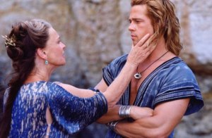 Achilles and Thetis